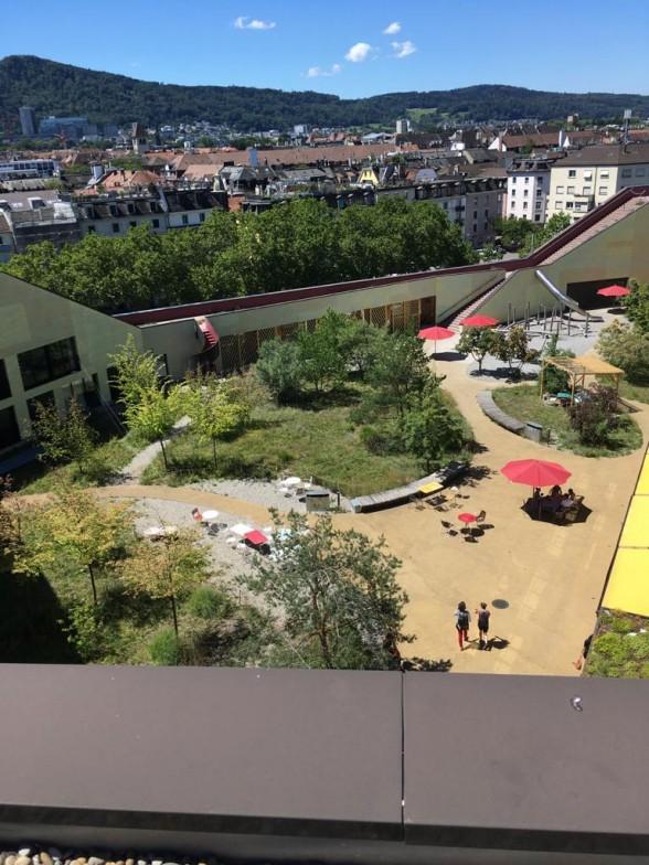 Genossenschaft Kalkbreite, Zürich