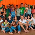 Kautschukernte in Acre, Brasilien                          © Veja